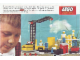 Book No: b65de2  Name: Baustelle Idea Leaflet