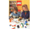 Book No: b78col1  Name: Coloring Book with Boy, Girl, coloring books, Lego models on Cover (8 pages)