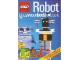 Book No: b86nlrobot  Name: Robot Bouwvoorbeeldenboek