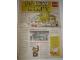Book No: b91nl4  Name: Newspaper 'De Lego Krant' no. 52 - 1991