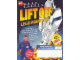 Book No: b95lolm  Name: Lift Off Lego Maniacs
