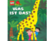 Book No: b98wid  Name: WAS IST DAS (What is That) illustrated by Michael Smollin
