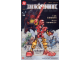Book No: biocom01  Name: Bionicle # 1 June 2001 Six Heroes One Destiny
