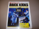 Book No: bk1988sum2  Name: Brick Kicks  Issue #4 1988 Summer