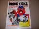 Book No: bk1989spr  Name: Brick Kicks 1989 Spring