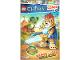 Book No: com2014chi01de  Name: Legends of Chima Comic Book - Issue 1 - Kampf ums Kai! (German)