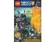 Book No: com2019nex11de  Name: Nexo Knights Comic 2019 Issue 11 (German)