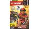 Book No: com2019njo01pl  Name: Ninjago Comic 2019 Issue 1 (Polish)