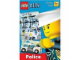 Book No: lcs3  Name: City Police - Activity Book with Stickers