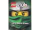 Book No: mag12wc01  Name: Lego Club Magazine (Asia/Pacific) 2012 No.1