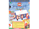 Book No: mag1997wcap05de  Name: Lego World Club Activity Pack Issue 5 November/December 1997 (German)