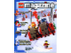 Book No: mag2002nov  Name: Lego Magazine 2002 November - December