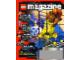 Book No: mag2003jan  Name: Lego Magazine 2003 January - February