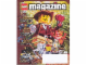 Book No: mag2003mar  Name: Lego Magazine 2003 March - April