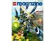 Book No: mag2007nl1  Name: Lego Magazine (Dutch) 2007 Editie 1