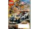Book No: mag2008jul  Name: Lego Magazine 2008 July - Aug (Club Edition)