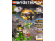 Book No: mag2009julbm  Name: Lego Magazine 2009 July-August (BrickMaster Edition)