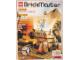 Book No: mag2010julbm  Name: Lego Magazine 2010 July-August (BrickMaster Edition)