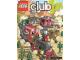 Book No: mag2010mayjr  Name: Lego Club Jr. Magazine 2010 May - Jun (WOR 7250)