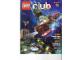 Book No: mag2010nl1  Name: Lego Club Magazine (Dutch) 2010 Editie 1 (6377)
