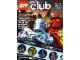 Book No: mag2010sep  Name: Lego Magazine 2010 Sept - Oct (Club Edition)  (WO# 8541)