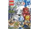Book No: mag2010sepjr  Name: Lego Club Jr. Magazine 2010 Sep - Oct