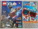 Book No: mag2010uk1  Name: Lego Club Magazine UK 2010 No. 1