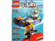 Book No: mag2011fr2  Name: Lego Club Magazine FR 2011  #2 - Mars/Avril/Mai
