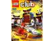 Book No: mag2011jan  Name: Lego Magazine 2011 Jan - Feb (Club Edition) (WO# 9526)