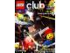 Book No: mag2011jul  Name: Lego Magazine 2011 Jul - Aug (Club Edition) (WO# 2733)