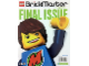 Book No: mag2011julbm  Name: Lego Magazine 2011 July-August (BrickMaster Edition - Final Issue)