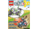 Book No: mag2011juljr  Name: Lego Club Jr. Magazine 2011 Jul - Aug