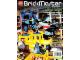 Book No: mag2011marbm  Name: Lego Magazine 2011 March-April (BrickMaster Edition)