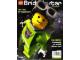 Book No: mag2011maybm  Name: Lego Magazine 2011 May-June (BrickMaster Edition)