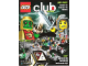 Book No: mag2011nl4  Name: Lego Club Magazine (Dutch) 2011 Editie 4 (3291)
