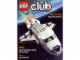 Book No: mag2011sch002  Name: Lego Club Magazine 2011 School Edition - Issue 2