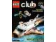 Book No: mag2011sep  Name: Lego Magazine 2011 Sept - Oct (Club Edition) (WO# 3217)