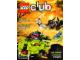 Book No: mag2012fr1  Name: Lego Club Magazine FR 2012  #6 - Janvier/Février