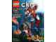 Book No: mag2012fr2  Name: Lego Club Magazine FR 2012  #7 - Mars/Avril/Mai