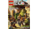 Book No: mag2012fr5  Name: Lego Club Magazine FR 2012 #10 - Novembre/Décembre