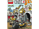 Book No: mag2012juljr  Name: Lego Club Jr. Magazine 2012 Jul - Aug