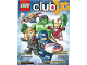 Book No: mag2012mayjr  Name: Lego Club Jr. Magazine 2012 May - Jun