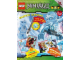 Book No: mag2012njo1de  Name: Lego Magazine Ninjago 2012 NRG Zane Special (German)