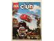 Book No: mag2012nl2  Name: Lego Club Magazine (Dutch) 2012 Editie 2