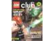 Book No: mag2013be4nl  Name: Lego Club Magazine (Belgium) 2013 September - October (WO# 8359)