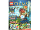 Book No: mag2013chi01de  Name: Lego Magazine Legends of Chima 2013 Issue 1 (German)