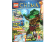 Book No: mag2013chi02de  Name: Lego Magazine Legends of Chima 2013 Issue 2 (German)