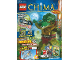 Book No: mag2013chi02fr  Name: Lego Magazine Legends of Chima 2013 Issue 2 (French)