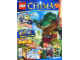 Book No: mag2013chi02pl  Name: Lego Magazine Legends of Chima 2013 Issue 2 (Polish)