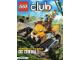 Book No: mag2013fr1  Name: Lego Club Magazine (French) 2013 Issue 11 January - February